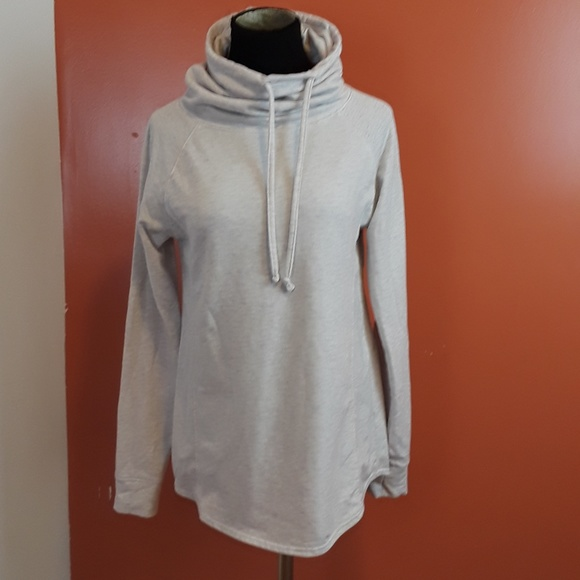 32 Degrees Tops - 32 deg Heat gray cowl neck sweatshirt